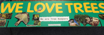 "TreeKeepers completed ""Dare to Dream"" project at Fairfield Boys & Girls Club"